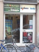 Autoeuropa office in Florence via Borgo Ognissanti