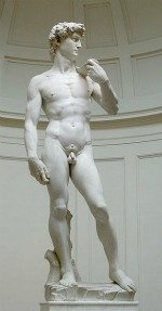 History of Florence - Michelangelo's Statue of David