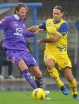 The Fiorentina - the local soccer team