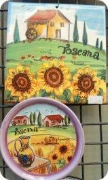 Florence and Deruta Ceramics - Florentia