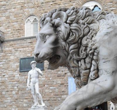 Piazza della Signoria - Florence pictures