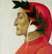 Dante and his famous profile