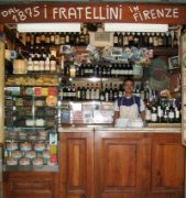 Florence Restaurants - Eating Fast in Florence - I Due Fratellini sandwich shop