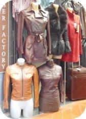 Florence Shopping - Leather Jackets
