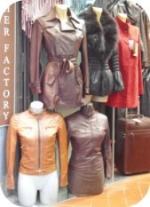 Florence Shopping - Leather Jackets