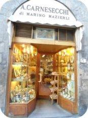 Florence and Deruta Ceramics - Carnesecchi
