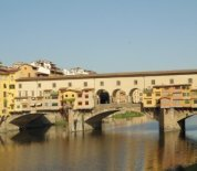 the Ponte Vecchio - one of Florence's most admired landmarks
