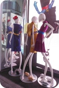 Florence Shopping - Luisa shop window