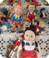 Florence Shopping - Niche Stores - Pinocchios