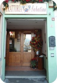 Cheap Restaurants in Florence - Sabatino