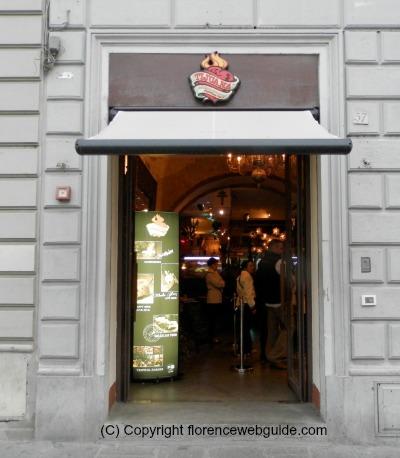 Entrance to Tijuana in via Il Prato