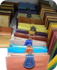 Florence Shopping - handmade leather goods from Gioia Chiara