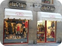Florence Shopping - Leather Jackets - LaPelle