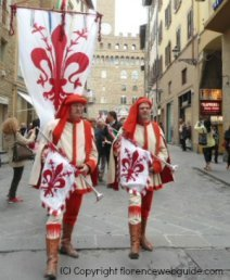 Procession for the Feast of San Lorenzo in Florence