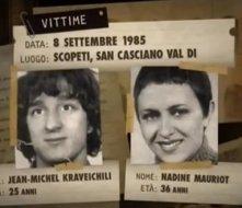 Jean Michel Kravechvili and Nadine Mauriot
