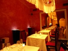 Fellini, one of the most elegant Florence restaurants