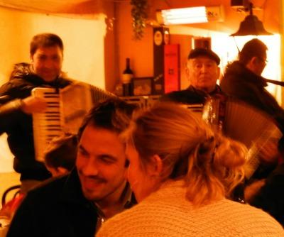 Musicians at Tito's