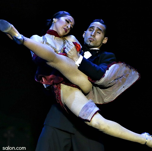 See the iconic dance of Argentina at the Florence tango festival