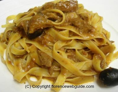 tagliatelle with meat sauce gluten free