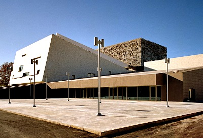 Florence's new modern-design music hall
