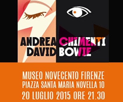 Andrea Chimenti puts Bowie together with Beethoven - a novelty indeed!