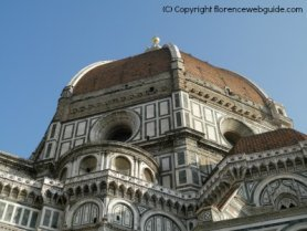 Brunelleschi dome of Florence cathedral