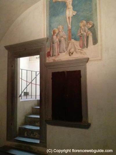 Cosimo de Medici's cell at San Marco