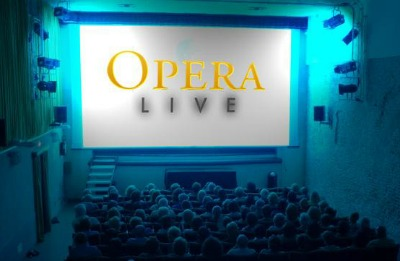 Florence offers live Opera and Ballet at local cinemas on the Aprile events calendar