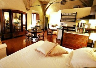 Apartment to rent in Florence at Palazzo Belfiore, this flat is called Francesco de Medici