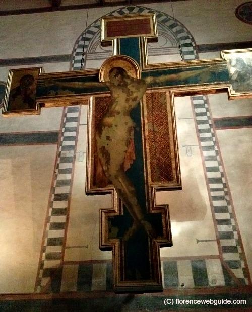 Cross by Cimabue