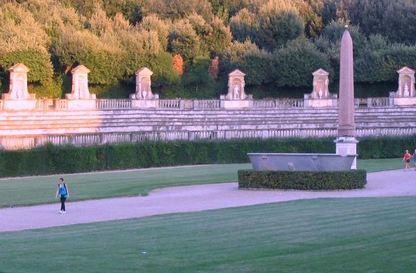 Amphitheater at Boboli in Florence
