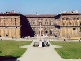 History of Florence - Pitti Palace