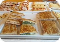 Florence Restaurants - Gluten Free Pizza - Starbene pizzas in bakery
