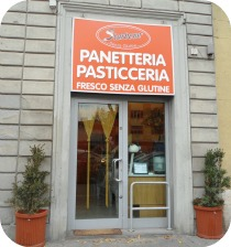 Florence Restaurants - Gluten Free Pizza - Bakery Starbene