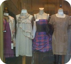 Florence Shopping -.Italian clothes - Dance in Borgo Pinti