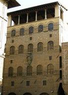 Florence Museums - Palazzo Davanzati facade