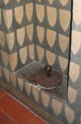Florence Museums - Palazzo Davanzati 'toilet'