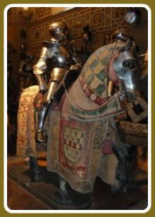 Florence Museums - Stibbert cavalcade
