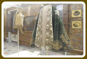 Florence Museums - Stibbert - Cloak of Napoleon