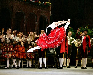 The Ballet in Florence