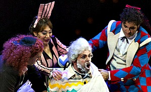 Barber of Seville at the Teatro dell'Opera
