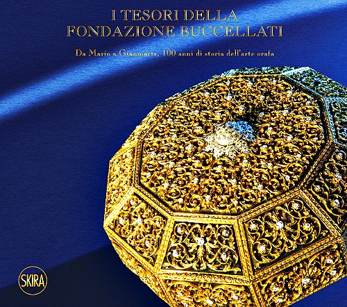 A piece showing the typical intricate workmanship of Buccellati jewelers