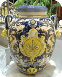 Florence and Deruta Ceramics - Rampini