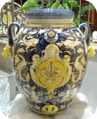 Florence and Deruta Ceramics - Rampini
