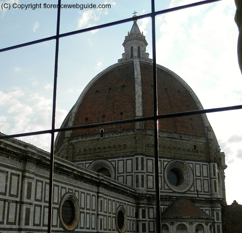 Brunelleschi's dome, one of the greatest feats of Renaissance architecture
