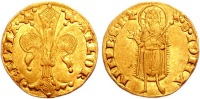 History of Florence - gold Florin