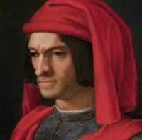 Lorenze de Medici, the Magnificent - a major figure in the history of Florence