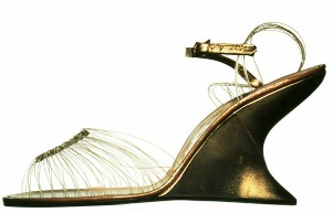Florence Museums - the Ferragamo Museum - the invisible sandal