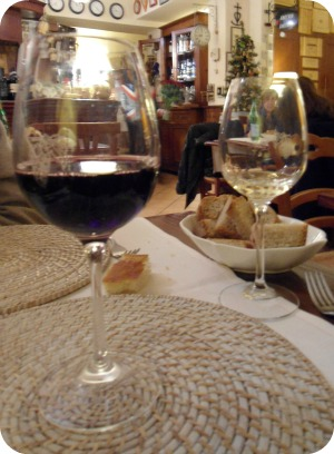 Enoteca are Florence restaurants specializing in wines