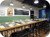 Florence Restaurants - Gluten Free Pizza - Clubhouse